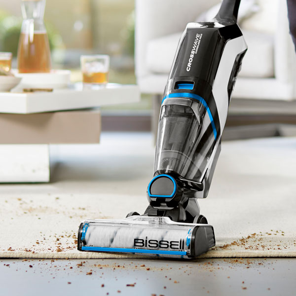 bissell crosswave max multi-surface cleaner