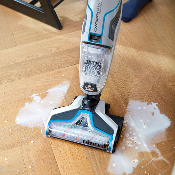 bissell hard floor cleaner