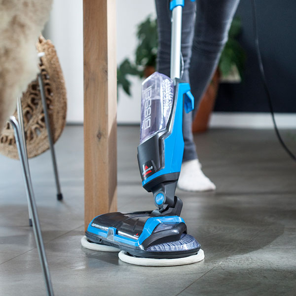 spinwave hard floor cleaner