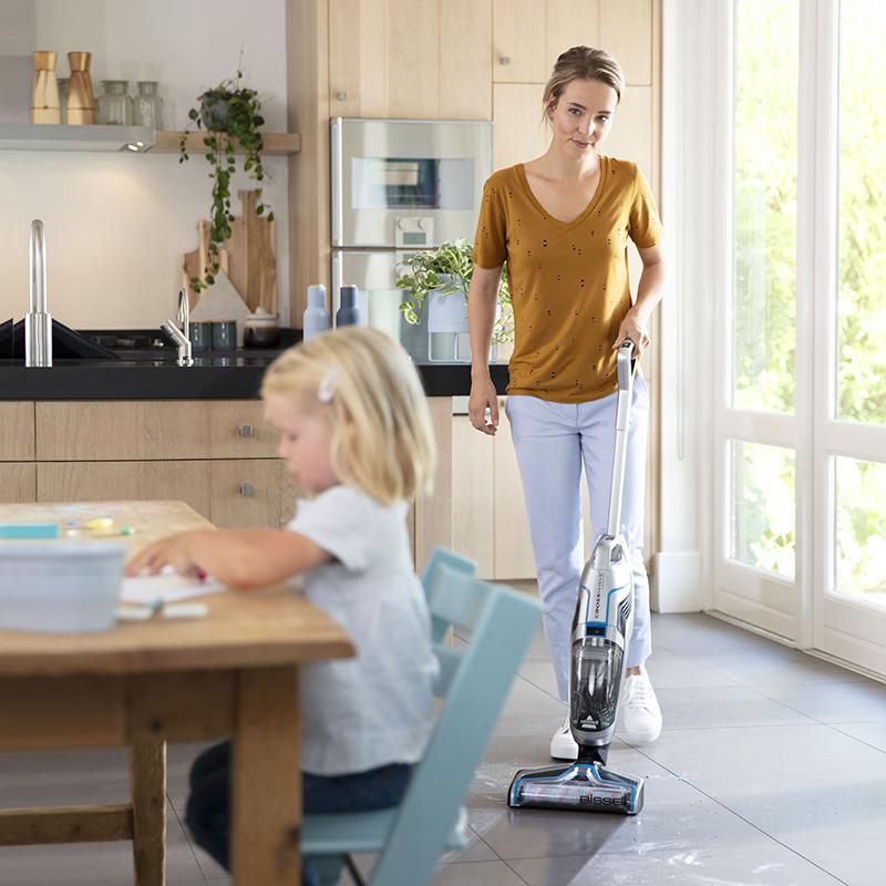 Reiniger für kleinere Häuser