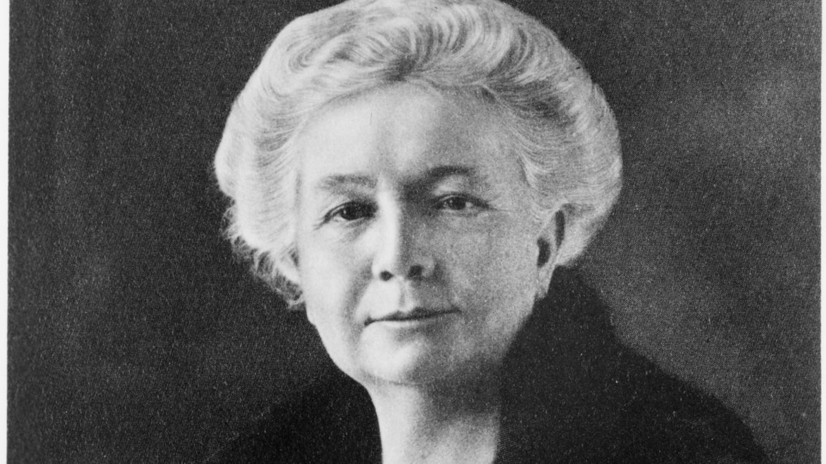 Anna Bissell, the first female CEO